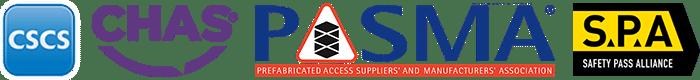 logos accredited